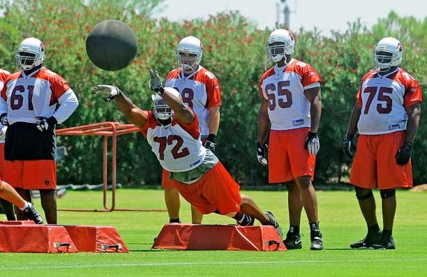 NFL: Arizona Cardinals Mini Camp