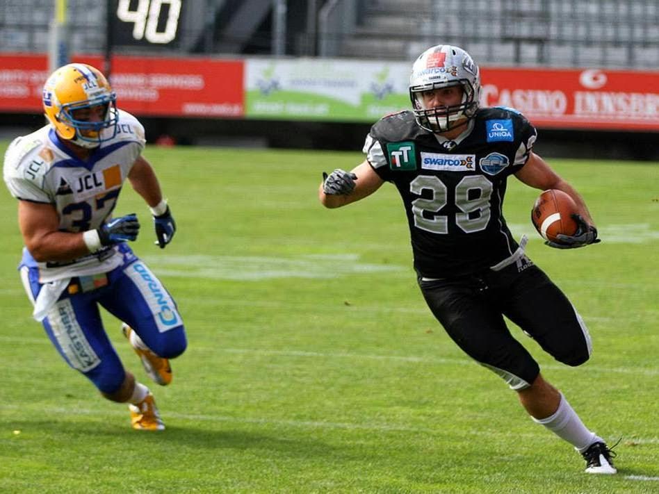 Nuevo título en juego entre Raiders y Vikings (Touchdown Europe)
