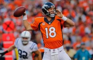 Peyton Manning ya ha ganado a todos los equipos de la liga. (AP)
