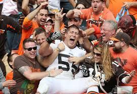 Alegría en Cleveland, hacía tiempo que no vivían una victoria igual