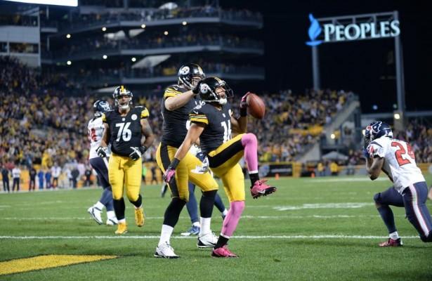 Unos minutos locos catapultaron a los Steelers (steelers.com)