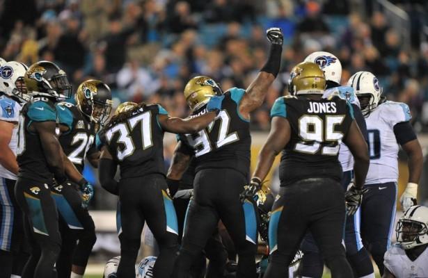 Jacksonville demostró más que Tennessee (jaguars.com)