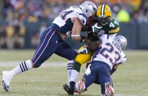 La defensa de New England ha dado un salto de calidad (AP)