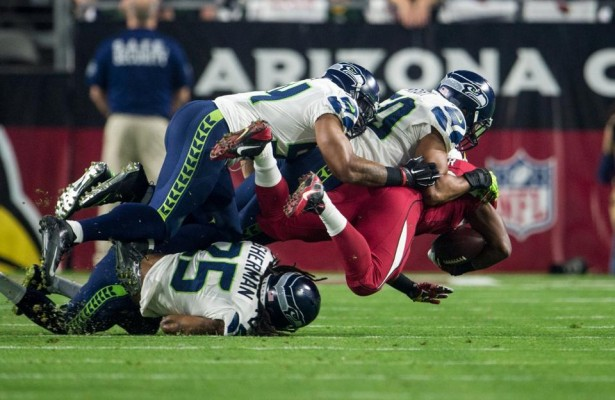 La defensa de Seattle vuelve a ser temible (seahawks.com)