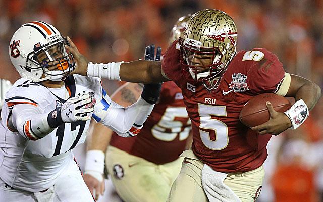 Jameis Winston dará el salto a la NFL este año (AP)