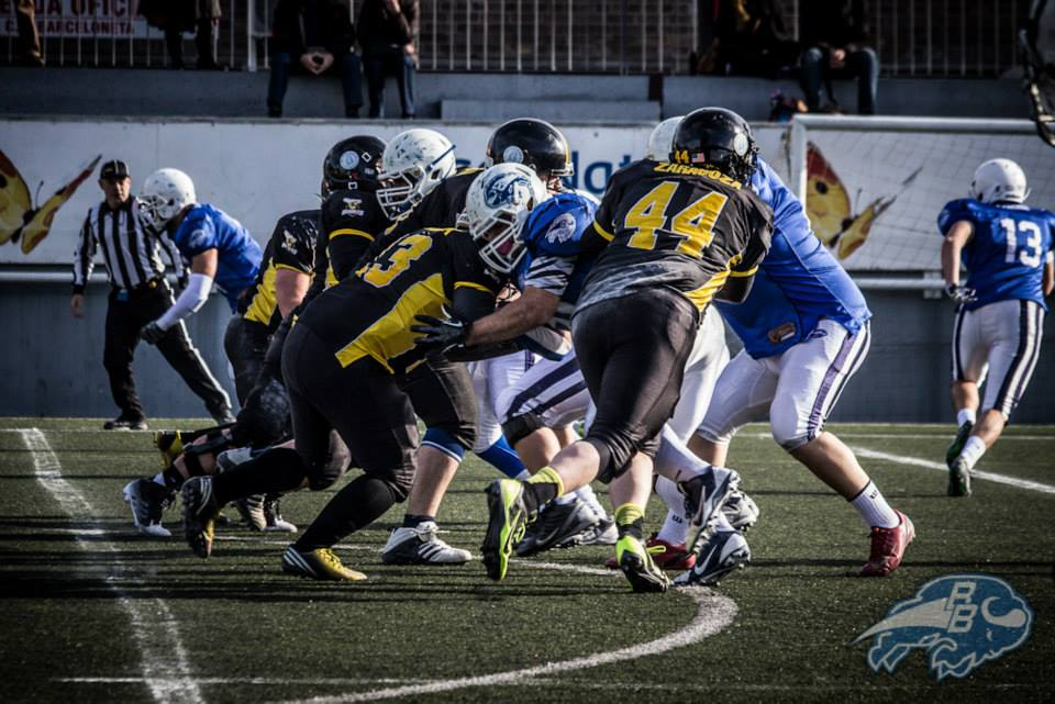 Hornets y Bufals son dos equipos que buscan enderezar su rumbo (Cristina Cebrián/Bufals)