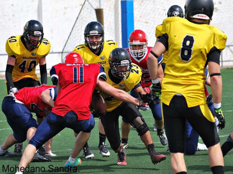 Los Firebats vuelven a la final de la LNFA Serie A (Sandra Mohedano)