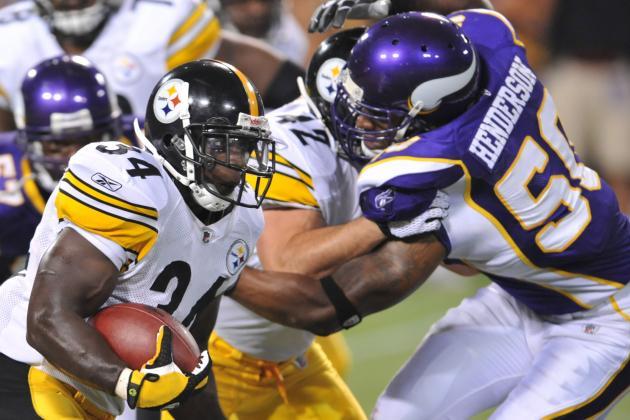 Steelers y Vikings se ven las caras en Canton (AP)