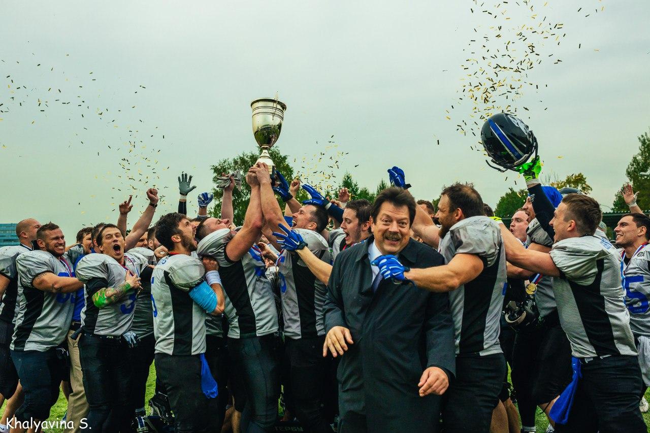 Los Griffins, campeones de Rusia, se estrenan en Europa (Khaliavyna S./Griffins)