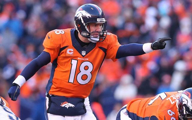 Peyton Manning, historia del fútbol americano