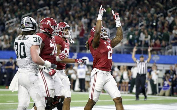 Alabama vuelve a luchar por otro campeonato (US Today)