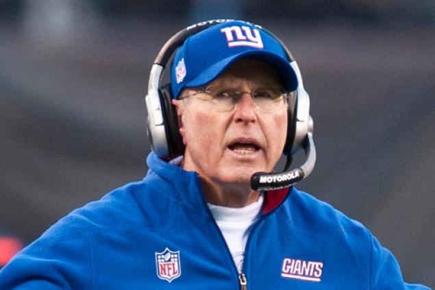 Tom Coughlin ya no seguirá siendo entrenador de los Giants (AP)