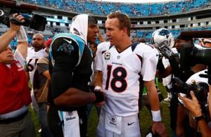 Newton y Manning, de ellos depende medio partido