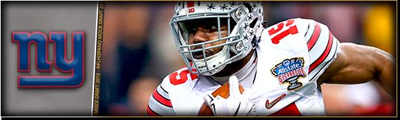 Giants - Zeke