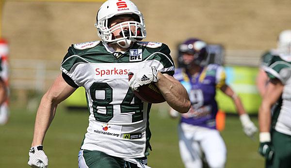 Moritz Böhringer en acción (Spox.com)