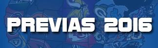 PREVIAS NFL 2016