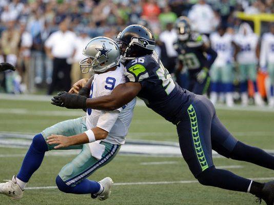 Tony Romo resultó lesionado